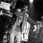 """Cyno MC auf der """"Macht Was"""" Benefiz Jam am 2. Okt. 2011 im YAAM"""
