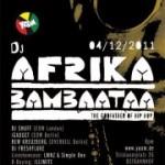 Afrika Bambaataa @ YAMM 2011