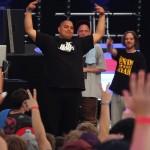 Drob Dynamic, der Champion bei der Preisverleihung auf dem Splash! 2012