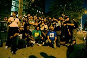 Die EOW Champs der Länder in NYC 2013