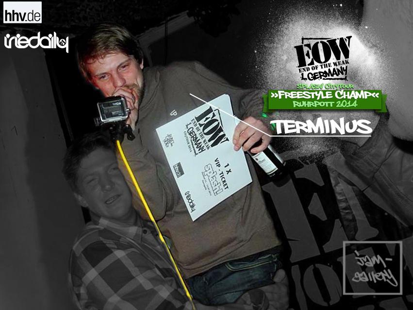 Terminus @ EOW CityTour Essen 2014